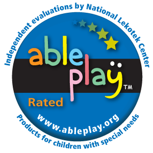 AblePlay Award Seal